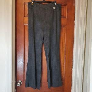 NWT NY&C New York and Company Gray Work Pants